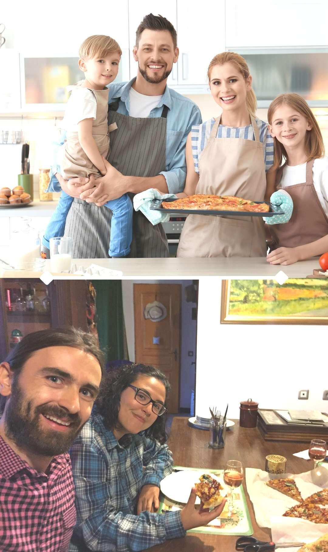 Pizza desde Italia a Turquía